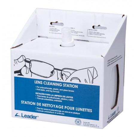 Stanowisko (600 chusteczek) czyszczenia okularów Portwest PA02