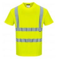 T-shirt ostrzegawczy Portwest COTTON COMFORT S170
