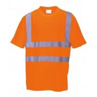T-shirt ostrzegawczy Portwest Pomarańczowy RT23