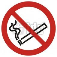 Zakaz palenia tytoniu 21 x 21