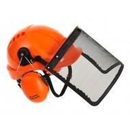 Zestaw do ochrony głowy dla pilarzy Portwest PW98